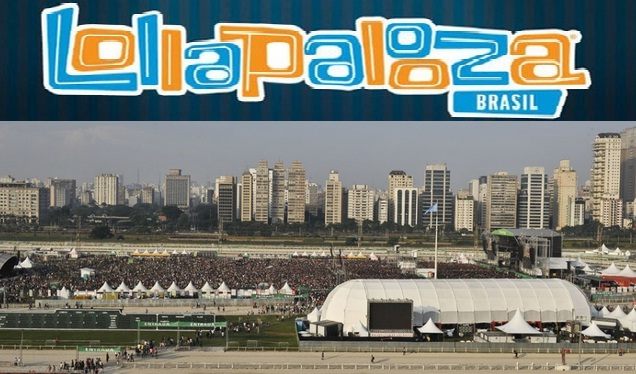 Festival – Lollapalooza Holiday