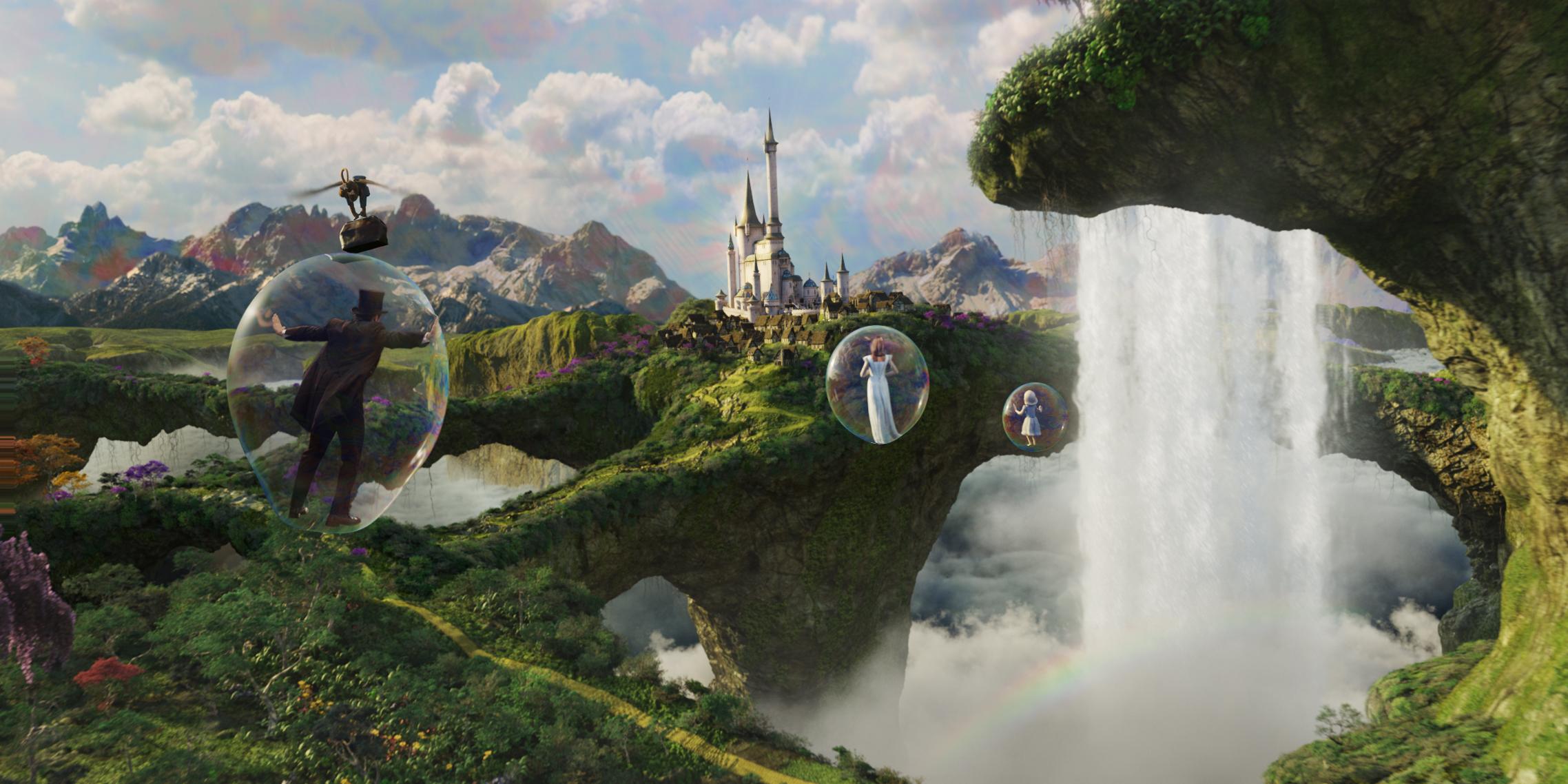 Cinema – Oz, Mágico e Poderoso