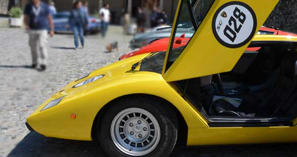 Grande Giro Lamborghini 50º Aniversário