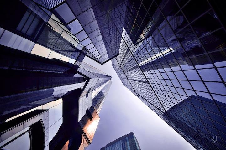 Fotografia: Vertical Horizon by Romain Jacquet-Lagreze