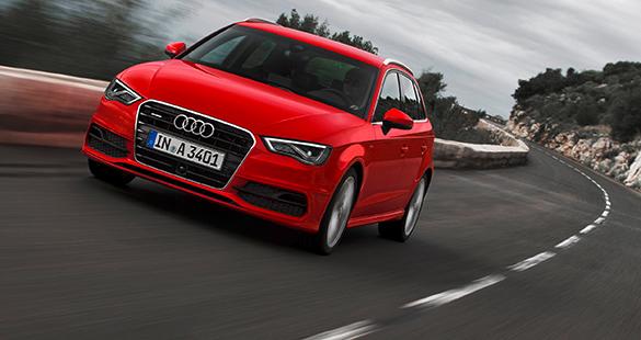 Audi anuncia preço do novo A3 Sportback