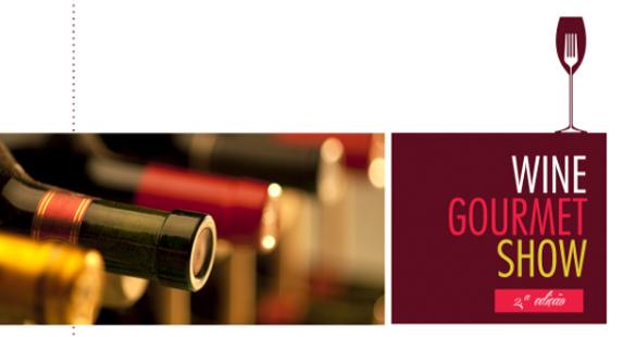 Wine Gourmet Show, harmonização de vinho e gastronomia