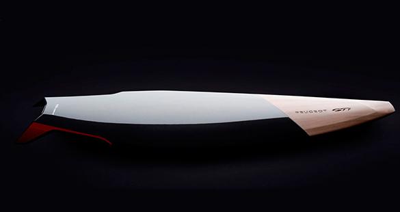 Peugeot GTi Surfboard