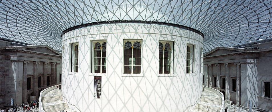 The British Museum em Londres