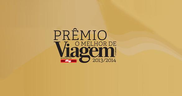 """Premiados: """"O Melhor de Viagem e Turismo 2013/2014"""""""