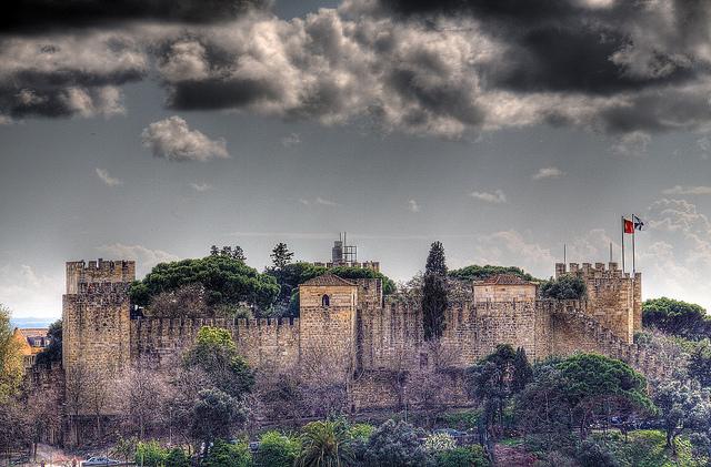 Castelo de São Jorge :: Lisboa