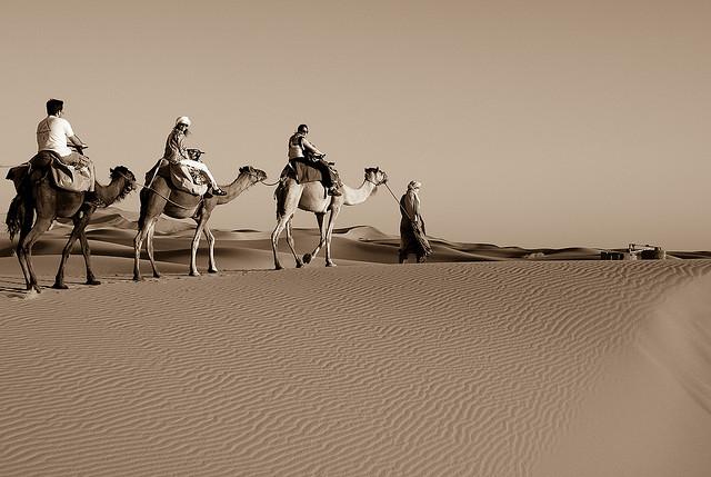 Fantástico Roteiro por Marrocos