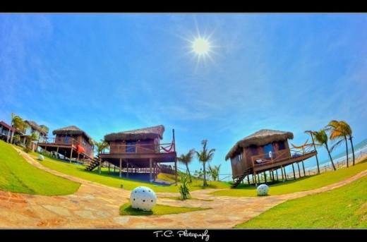 Bangalôs Villa Mango