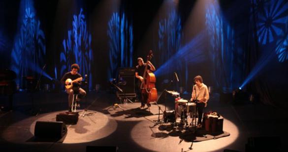 Hamilton de Holanda Trio se apresenta no Rio de Janeiro