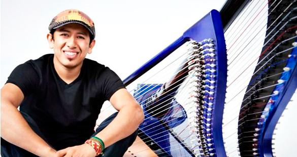 Jazz Sinfônica encerra a temporada 2013 com Edmar Castañeda