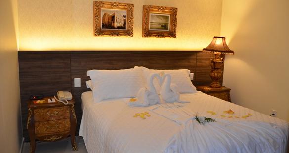 O requintado hotel Majestic Natal