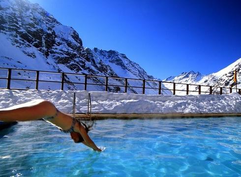 Ski Portillo, Chile