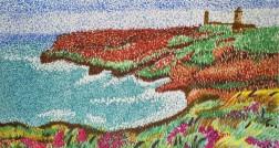Izabel Litieri - pontilismo-paisagem