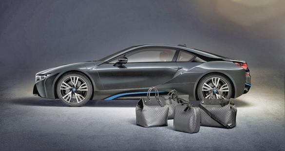 BMW + Louis Vuitton