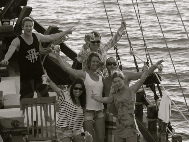 PPOW travel :: Sumatra boat trip