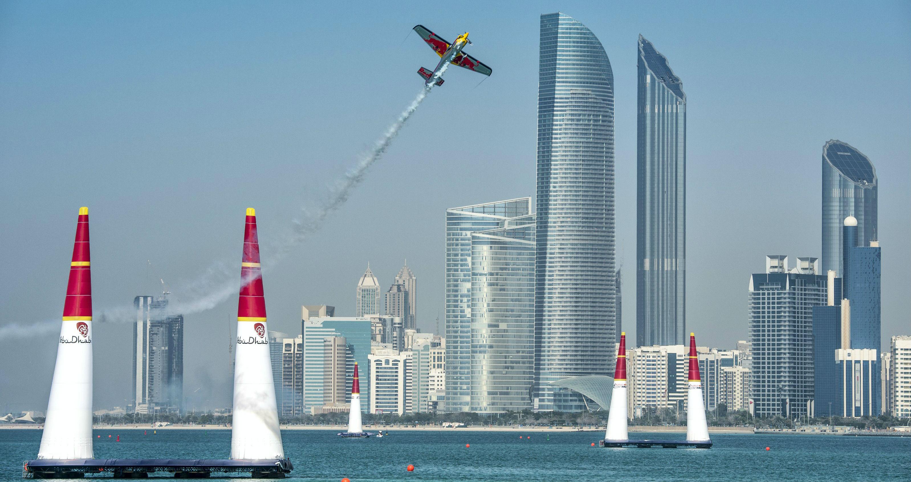 Red Bull Air Race está de volta