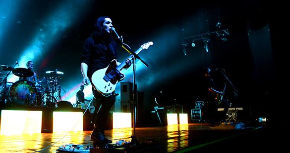 Placebo: fotos do show no Brasil