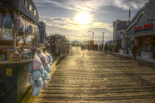 Santa Monica Pier by Neil Kremer