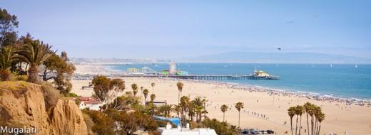 Santa Monica by Mugatik