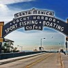 Santa Monica Pier by On Location in Los Angeles