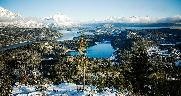 As 5 melhores estações de esqui da Argentina