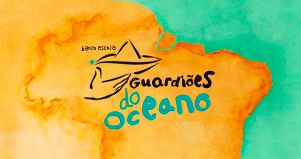 Lindo projeto dos Guardiões do Oceano na Ilhabela