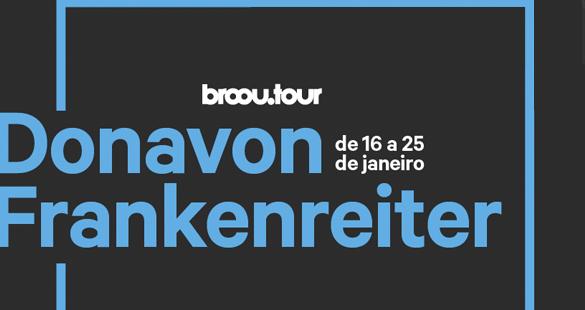 Donavon Frankenreiter retorna ao Brasil para temporada de shows