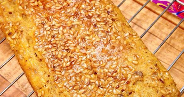 Quer aprender a fazer um pão delicioso, macio e levinho sem glúten e sem lactose?