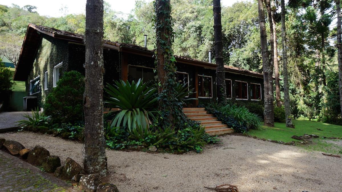Pousada Barra do Bié :: Charme e Aconchego em Cunha