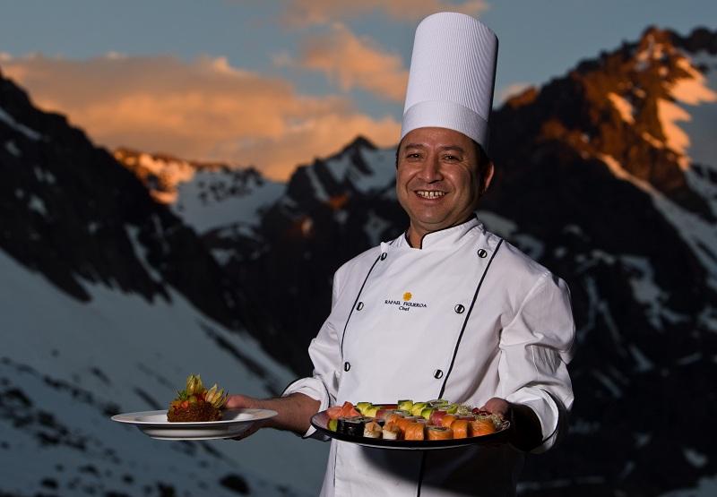 Chef renomado e produtos locais :: impressione-se com a gastronomia de Portillo