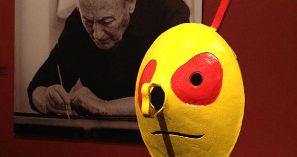 Exposição Joan Miró :: A força da matéria
