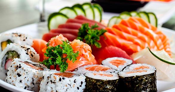 Dia dos Namorados no Sassá Sushi
