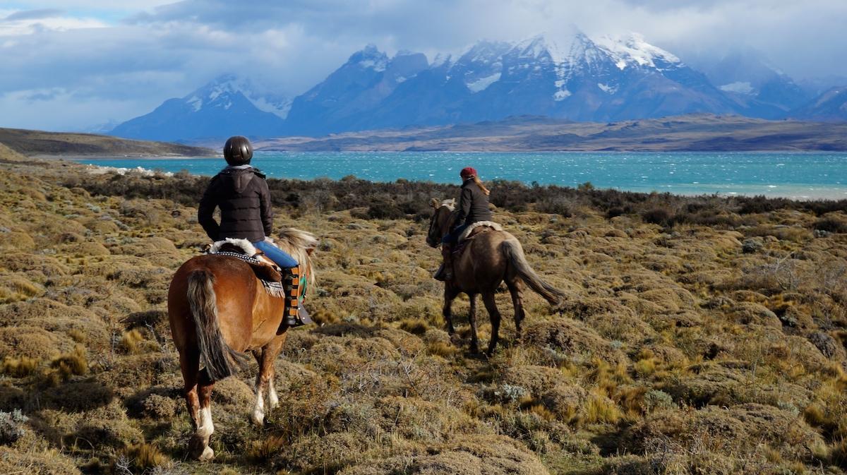 Cavalgada ::  explorando as paisagens chilenas