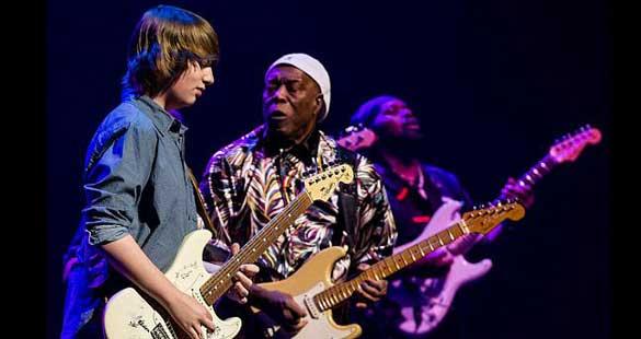 Domingo de blues gratuito no Auditório do Ibirapuera