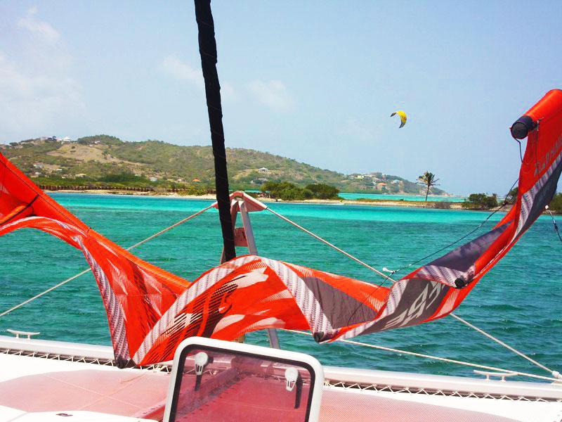 KiteTrip Grenadines 2015 | Caribe