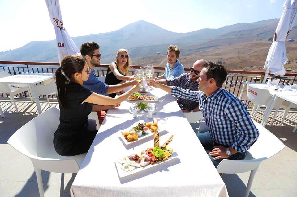 5 pratos que marcaram Valle Nevado em 2015