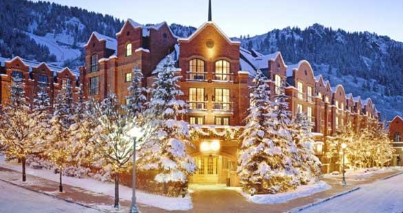 St. Regis Hotel em Aspen