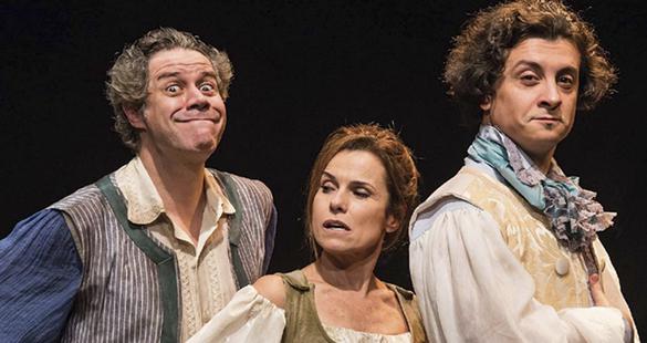 Teatro: Jacques e seu Amo de Milan Kundera