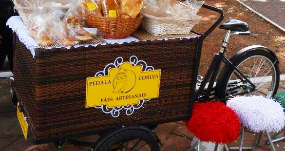 Bike Food é a nova moda em SP