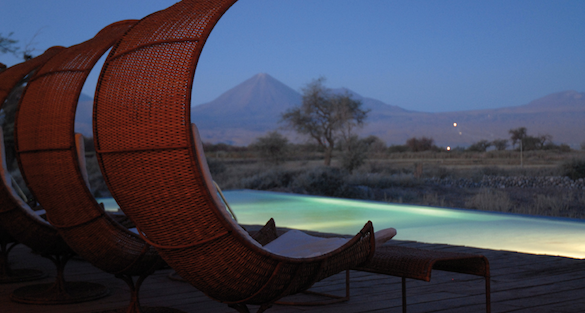 Tierra Atacama é eleito o melhor Spa Resort do Chile