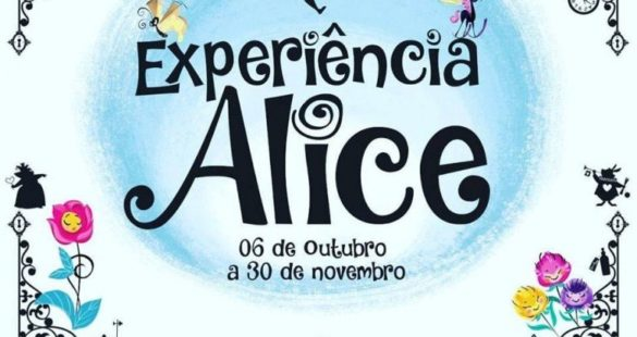 Mostra interativa :: Alice no País das Maravilhas