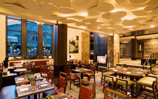 jackson hole hotel restaurant