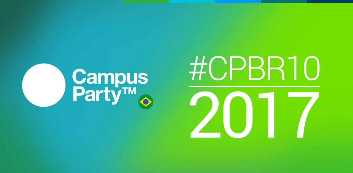 Começa a 10ª edição da Campus Party Brasil