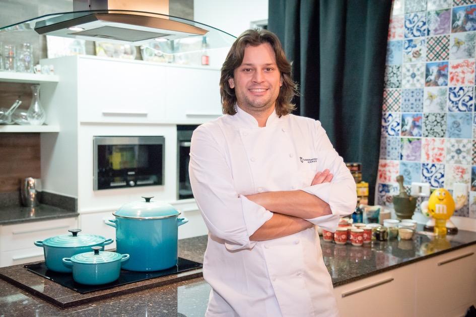 Curitibano dá uma nova cara para a gastronomia italiana no Brasil