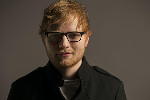 Ed Sheeran em turnê pelo Brasil