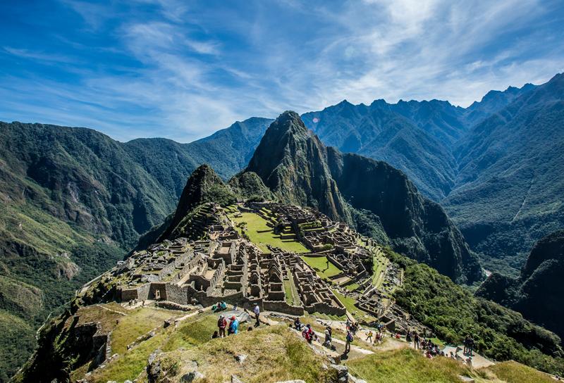 Visite Machu Picchu com Passagens Aéreas Grátis