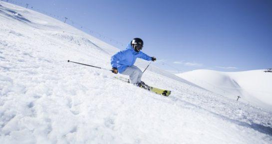 Começa a temporada de ski em Corralco