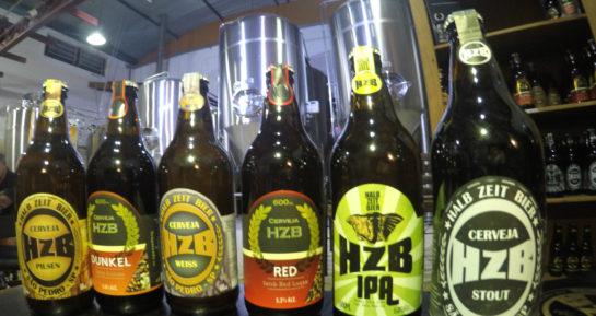 HZB, a paixão pelas cervejas artesanais