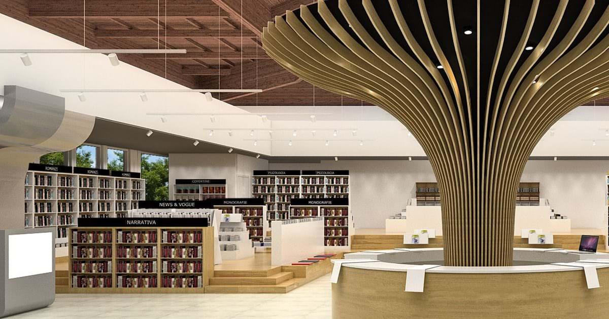 livraria FICO Bologna