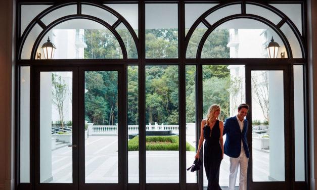 Palácio Tangará celebra mês romântico com experiências únicas para casais